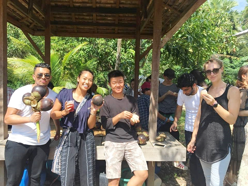 PSU THAI SUMMER CULTURAL CAMP 2017
