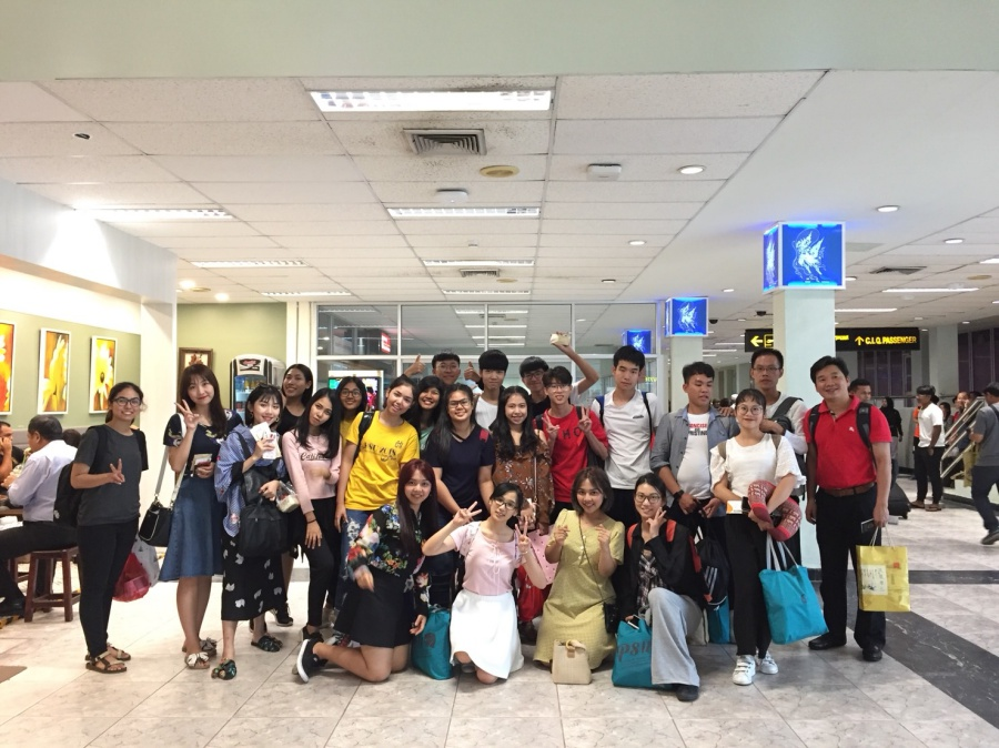 Cultural Exchange Program with GDUT