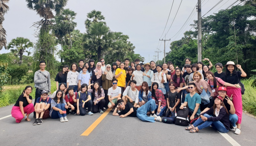 Vibrant PSU 2018 Thai Cultural Camp