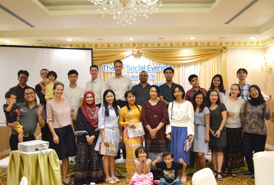 The 11th Social Evening for PSU Hat Yai Campus Foreign Employees