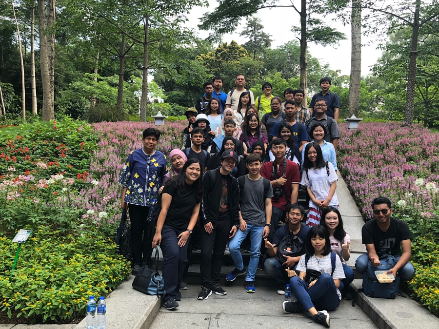 Staff and Student Exchange Program at South China Agricultural University