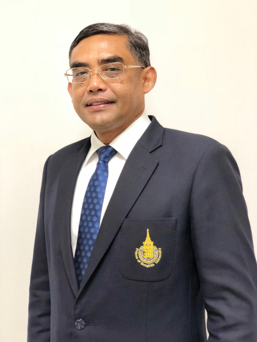 Prince of Songkla University resolution: Dr. Niwat Keawpradub to be the 12th president of PSU.