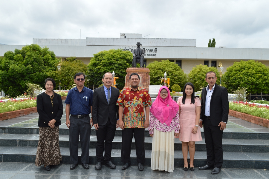 PSU welcomes representatives from Universitas Islam Negeri Sultan Syarif Kasim Riau, Indonesia