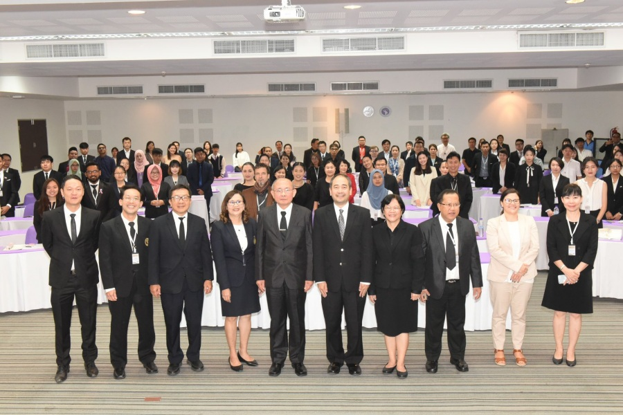 PSU co-hosted the 19th AUN and 8th ASEAN+3 Educational Forum and Young Speakers' Contest