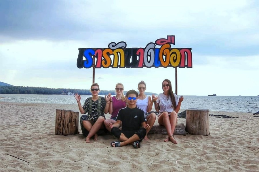 Joyful PSU Thai Cultural Camp 2019