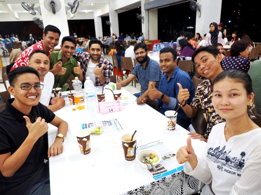 The 7th Meet & Greet for PSU Hat Yai Campus international students