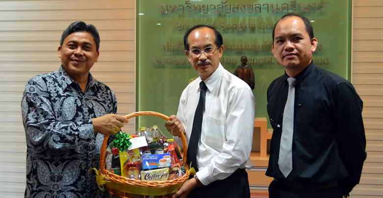 Consul General of Indonesia pays Courtesy Visit to PSU President