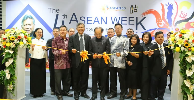 4th ASEAN Week hosted at PSU