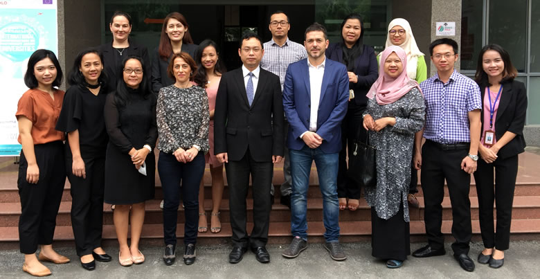 "3rd Training Module under Erasmus+ ""MARCO POLO"" Project in Hanoi"