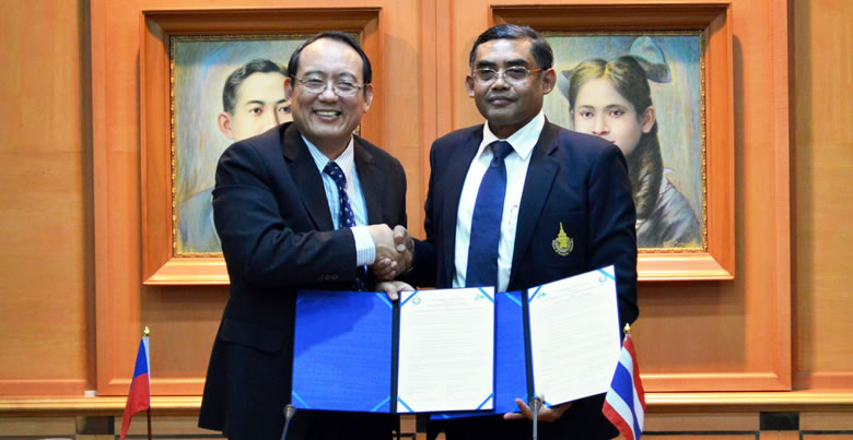 MoU Renewal with NPUST (Taiwan)