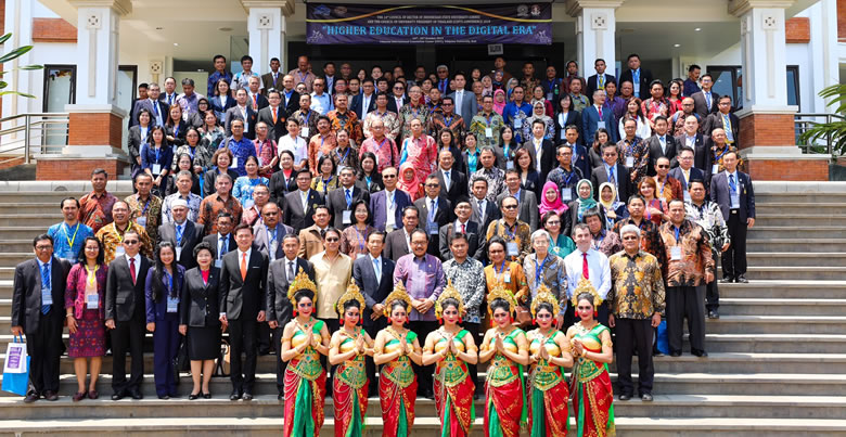 The 14th CRISU-CUPT Conference at Udayana University, Bali, Indonesia