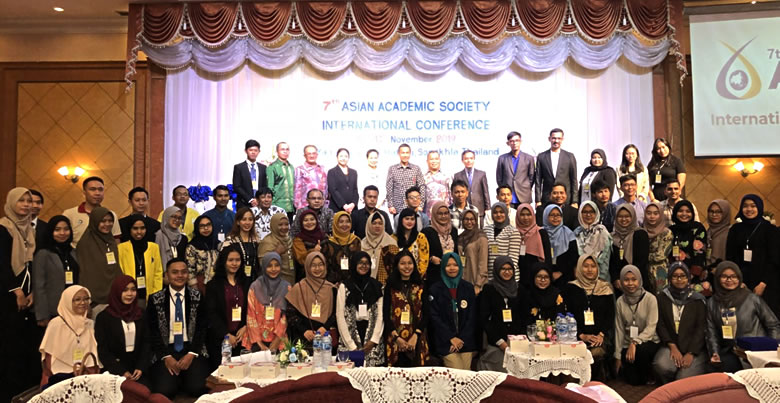 7th Asian Academic Society International Conference at PSU