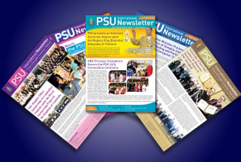 PSU-Newsletter