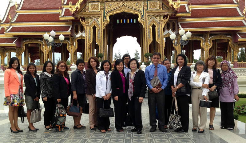 PSU Executive Study Visit to Assumption University
