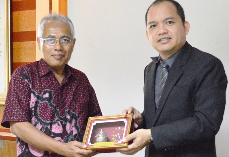 Strengthening Cooperation with Andalas University