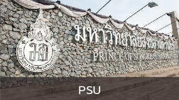Prince of Songkla University, PSU: Top International